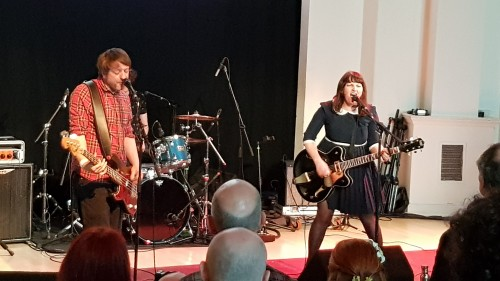 Wendy Darlings at Wales Goes Pop 2019