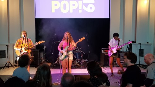 Charmpit at Wales Goes Pop 2019