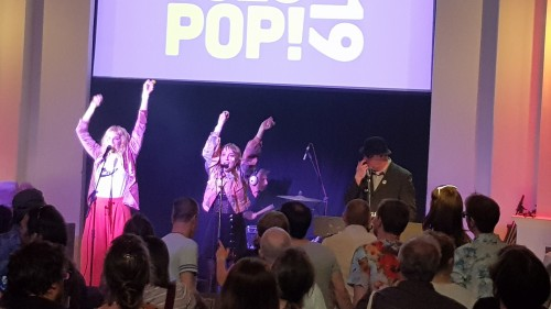 International Teachers Of Pop at Wales Goes Pop 2019